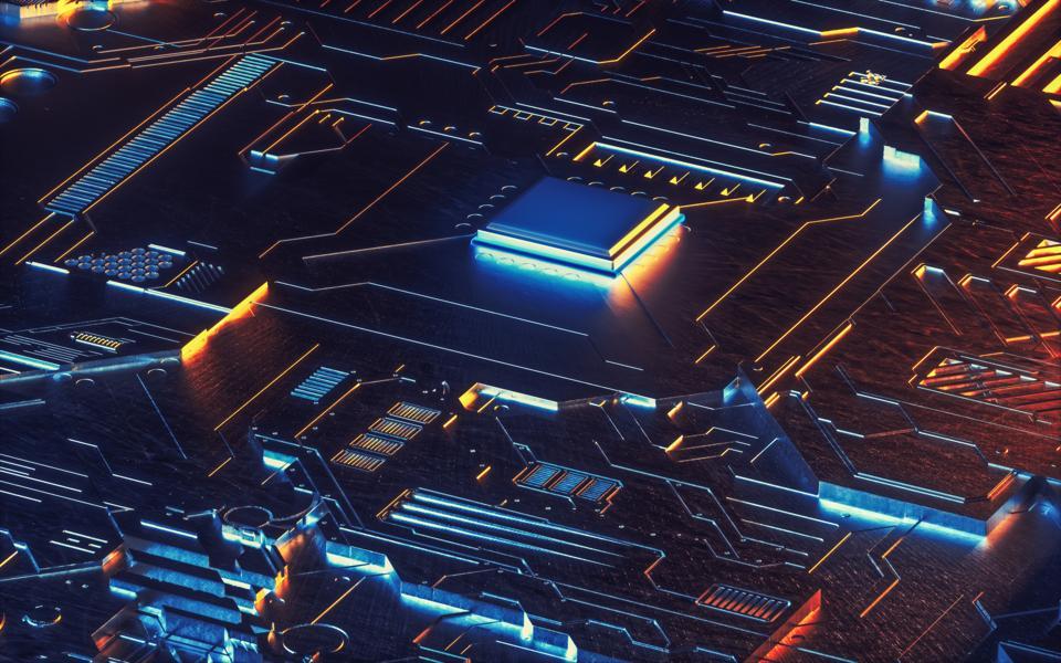 Technology metal circuit board