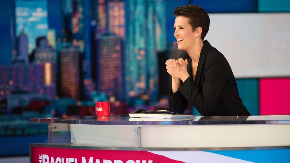 Maddow MSNBC Ratings