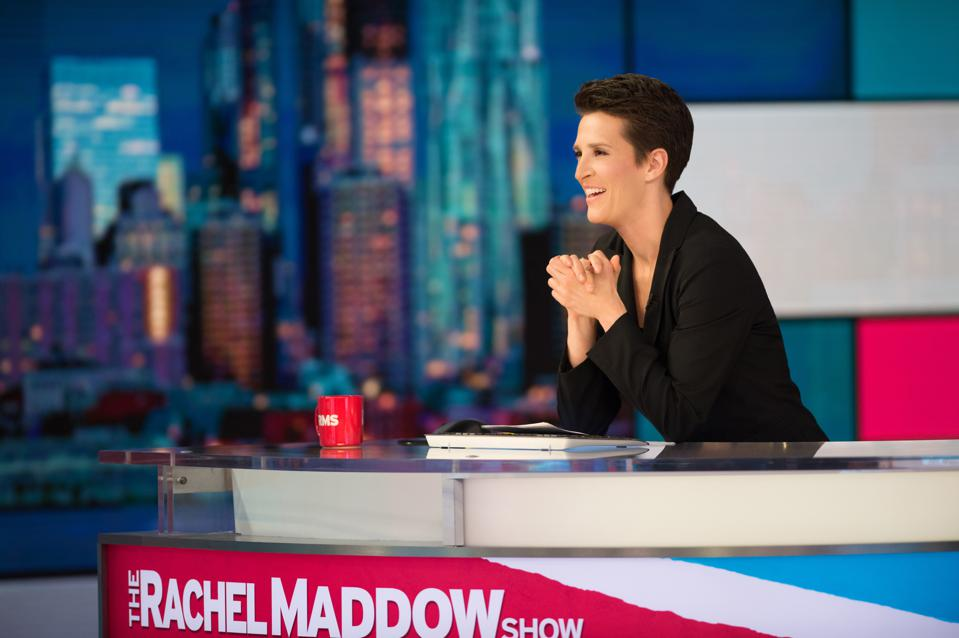 Maddow MSNBC Ratings