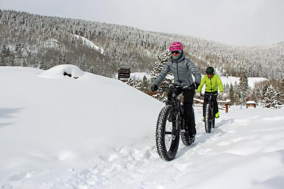 Fat bike rentals in Breckenridge, Colorado