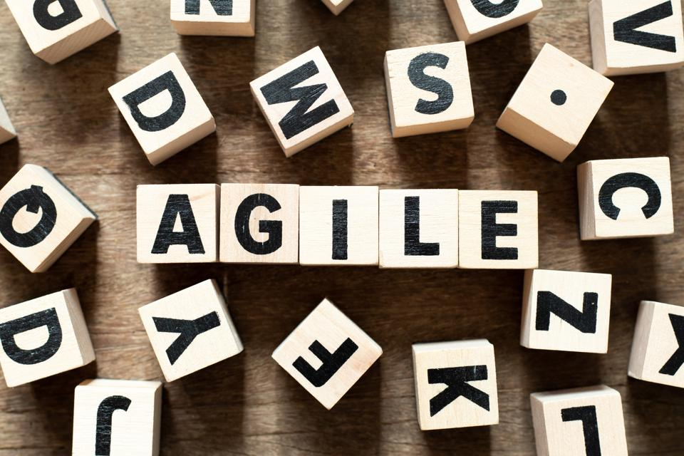 Hybrid work and agile