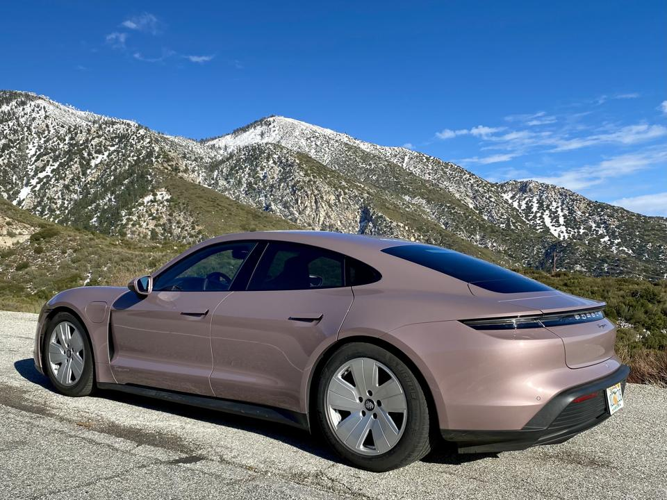 Taycan will open Porsche to a wider range of owners..