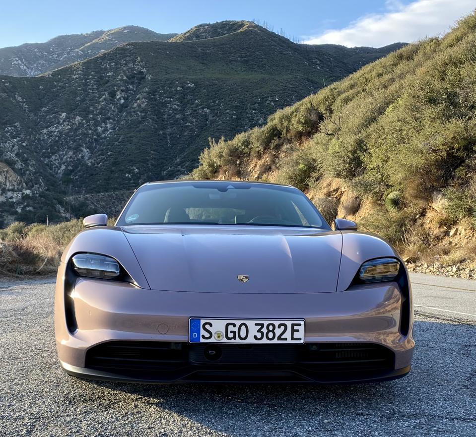 Mitja Borkert's Mission e concept car translated beautifully into production.
