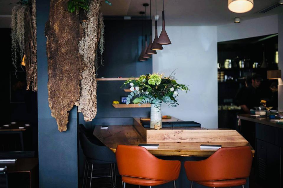 Restaurant AM in Marseille,  3 stars Michelin