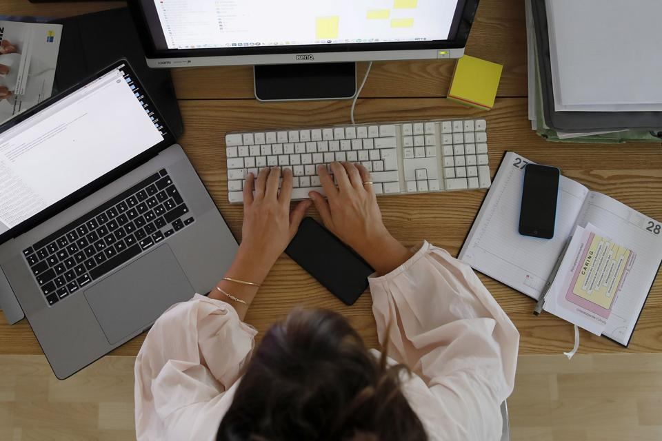 Virus Pandemic Creates Work From Home Culture