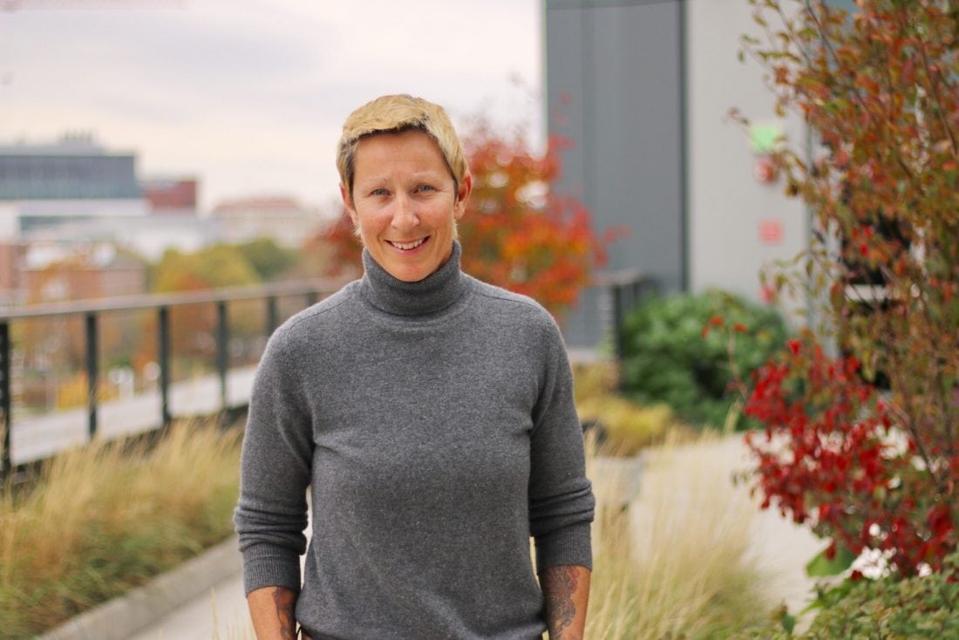 Entrepreneur and health advocate A.G. Breitenstein
