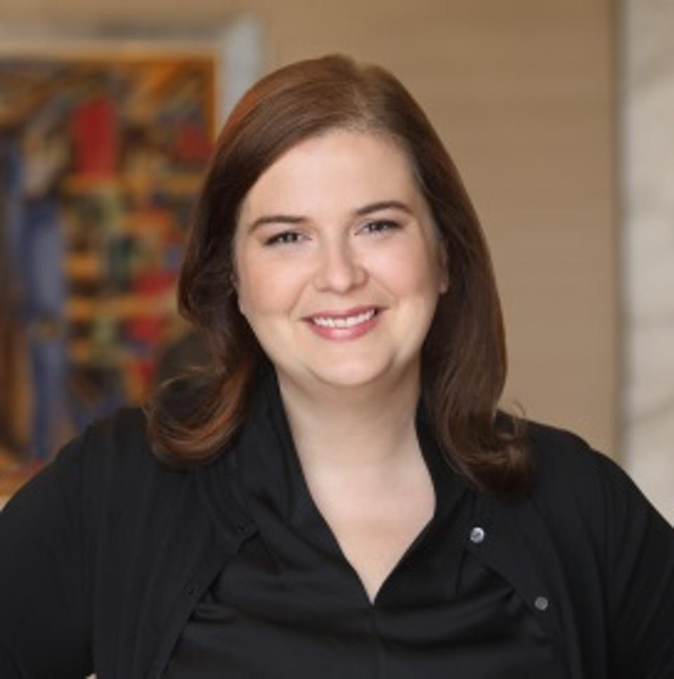 Sara Wechter, Global Head of Human Resources at Citi