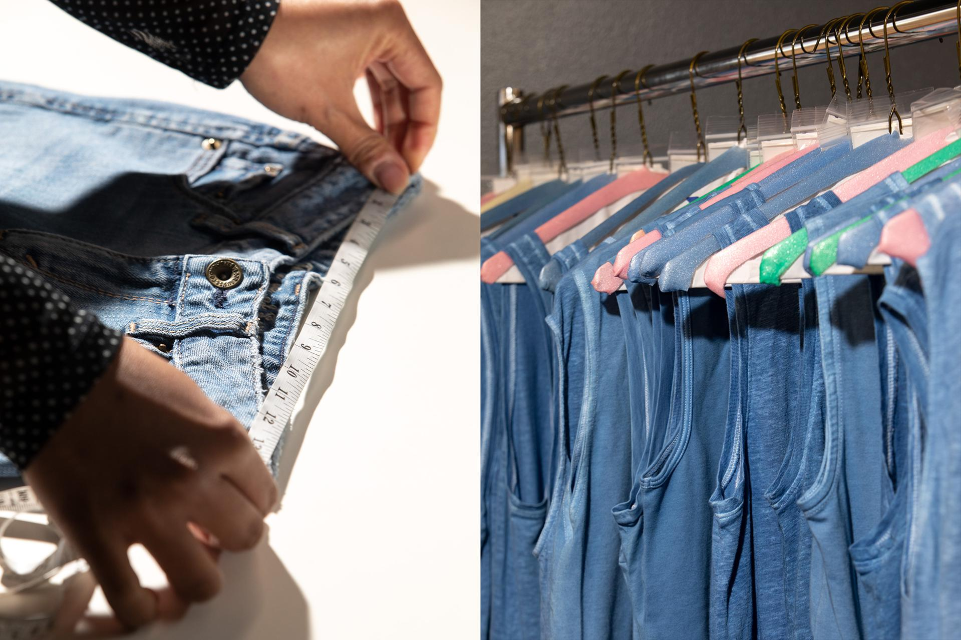 """Levi's jumped into resale after watching shoppers snap up vintage jeans elsewhere. """"Participating in resale is critical to staying relevant to our customers. It also helps Levi's reach new customers,"""" says Jen Sey, brand president at Levi Strauss & Co."""