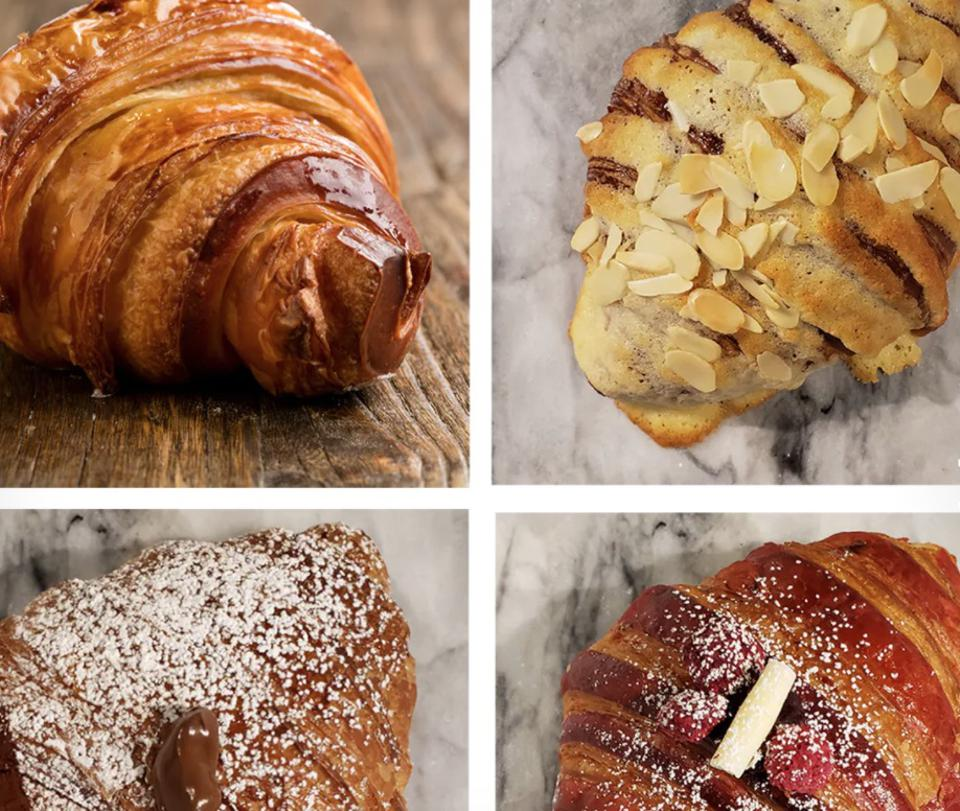 Croissant Choose Your Own 12 Pack from Angelina Bakery