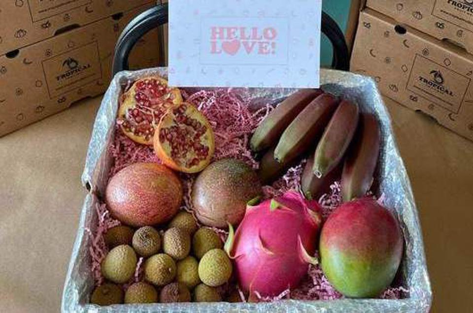 Tropi Love Fruit Box from Tropical Fruit Box