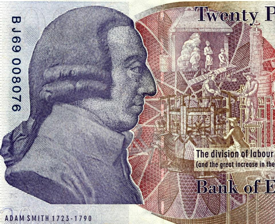 Adam Smith and economic theory