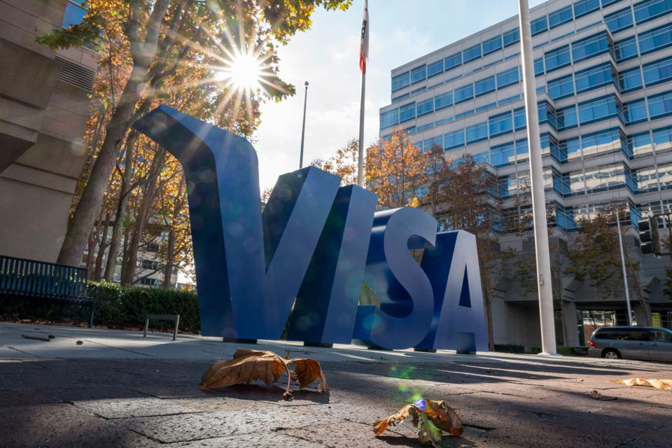 Visa, bitcoin, bitcoin price, crypto, image