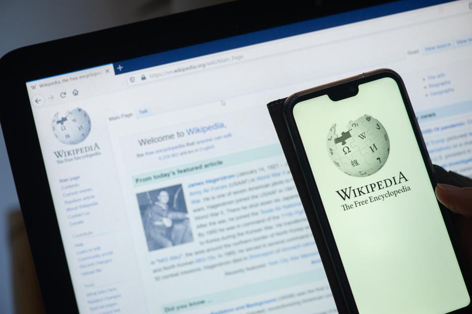 Wikipedia Turns 20 Years
