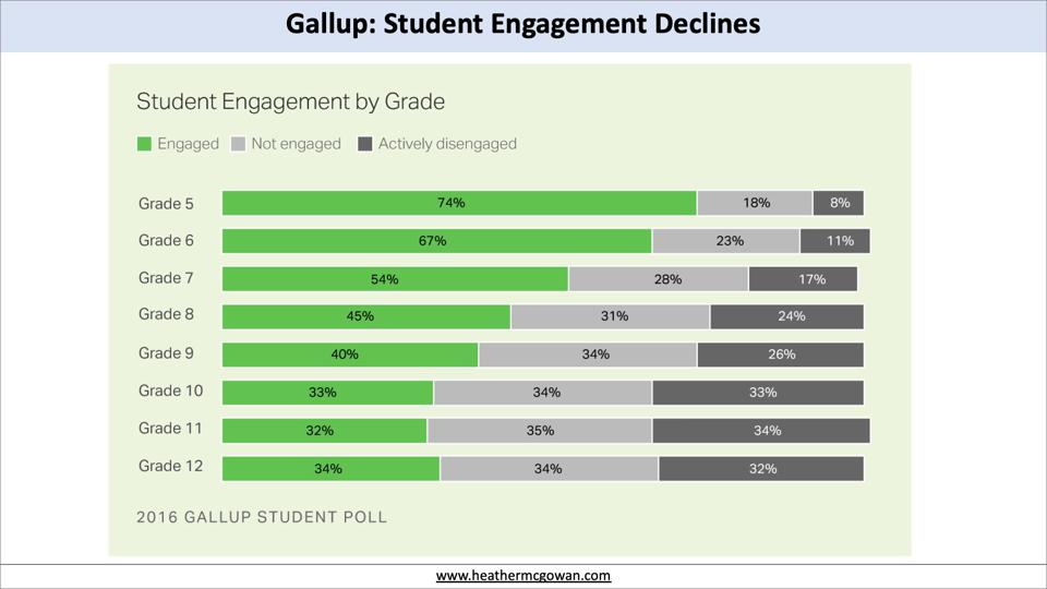Gallup Student Engagement