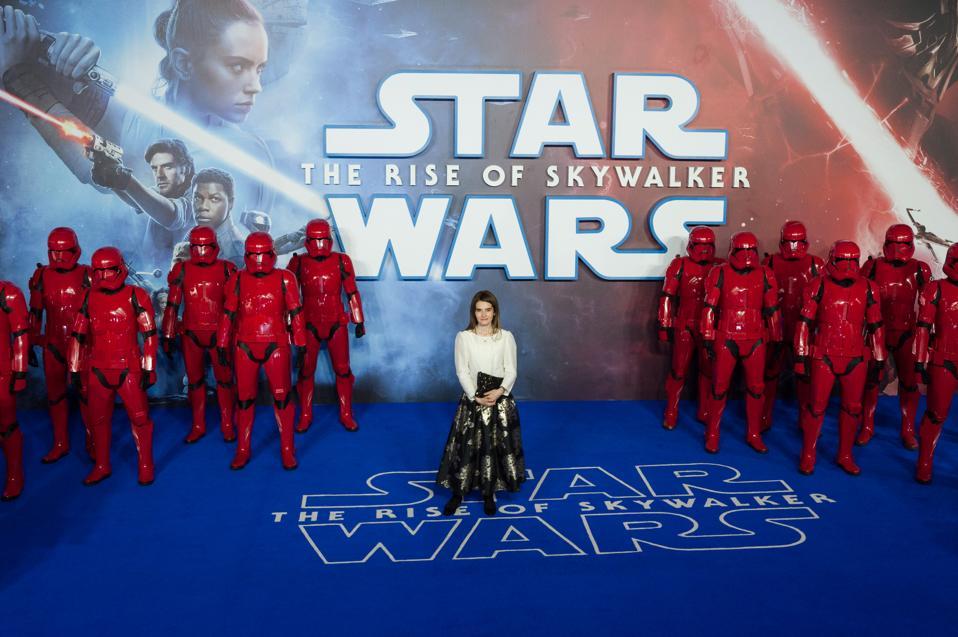 Star Wars: The Rise of Skywalker European Film Premiere in London