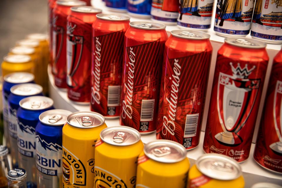 Budweiser Brewing Company APAC Ltd. Trading Debut As AB InBev's Asia Unit Rises in World's Second-Biggest IPO of 2019