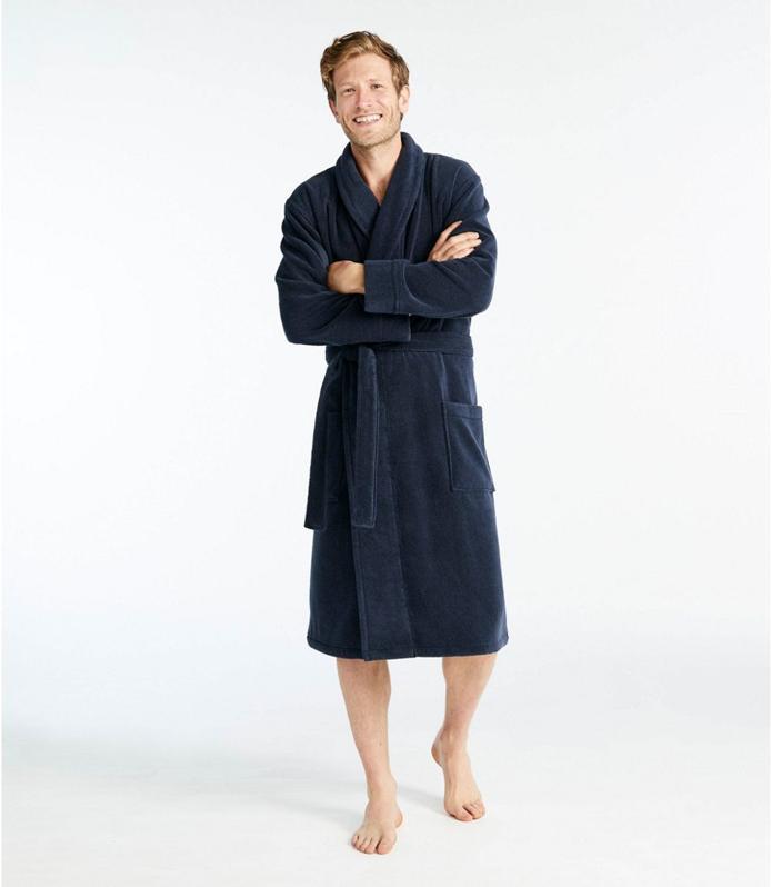 L.L.Bean Terry Cloth Robe