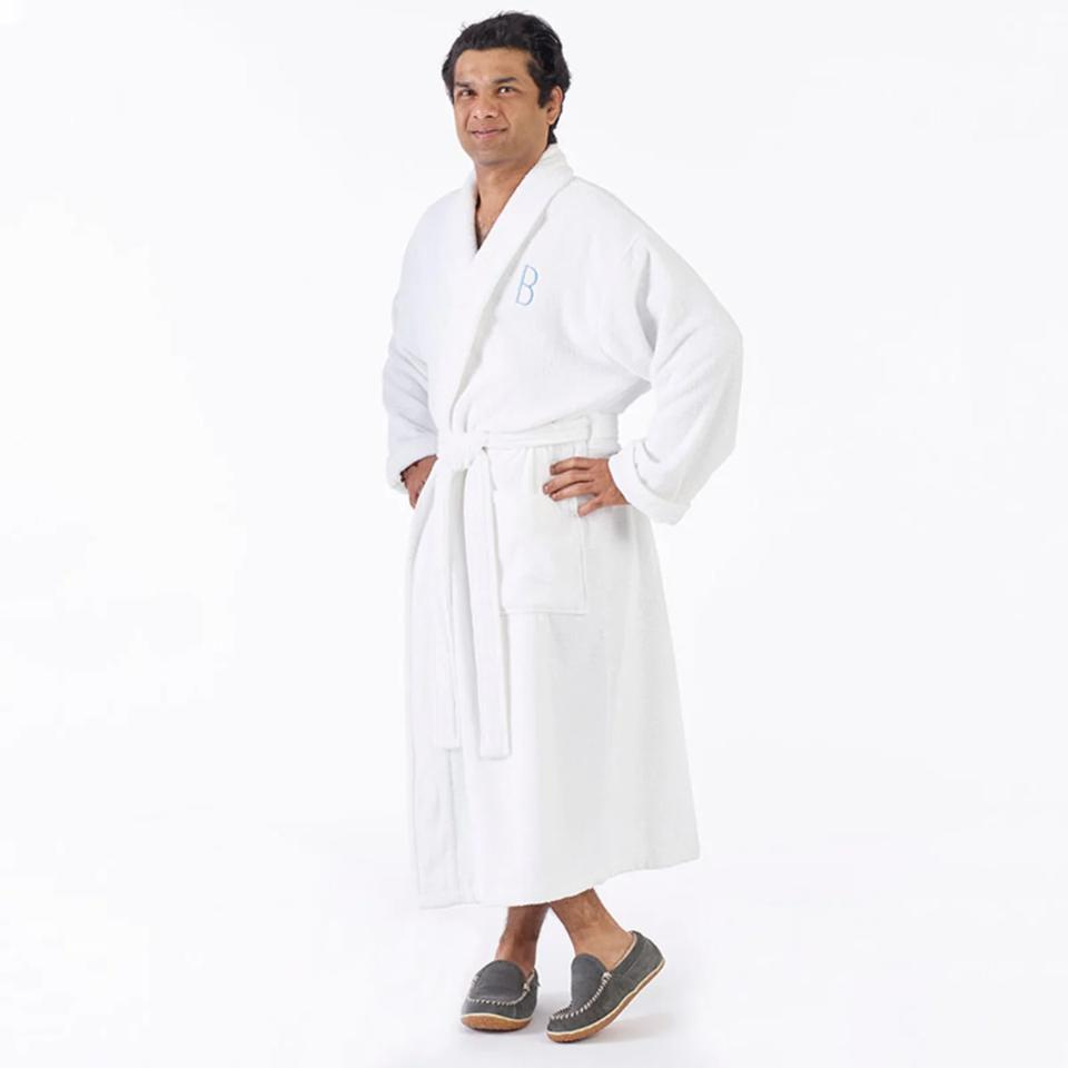 The Company Store Company Cotton Long Robe
