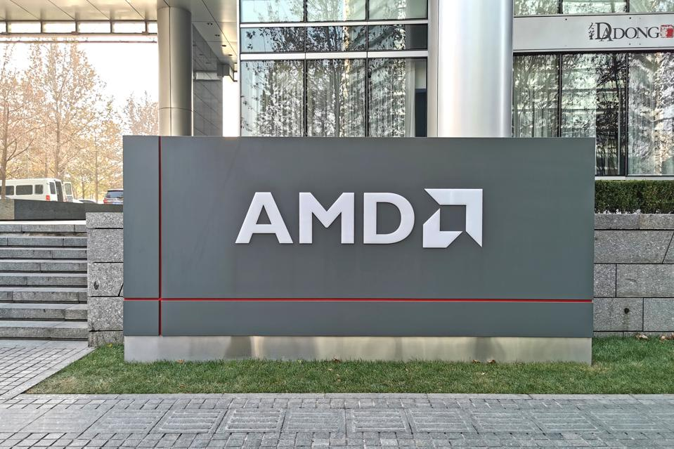 Advanced Micro Devices Inc. (AMD) In Beijing