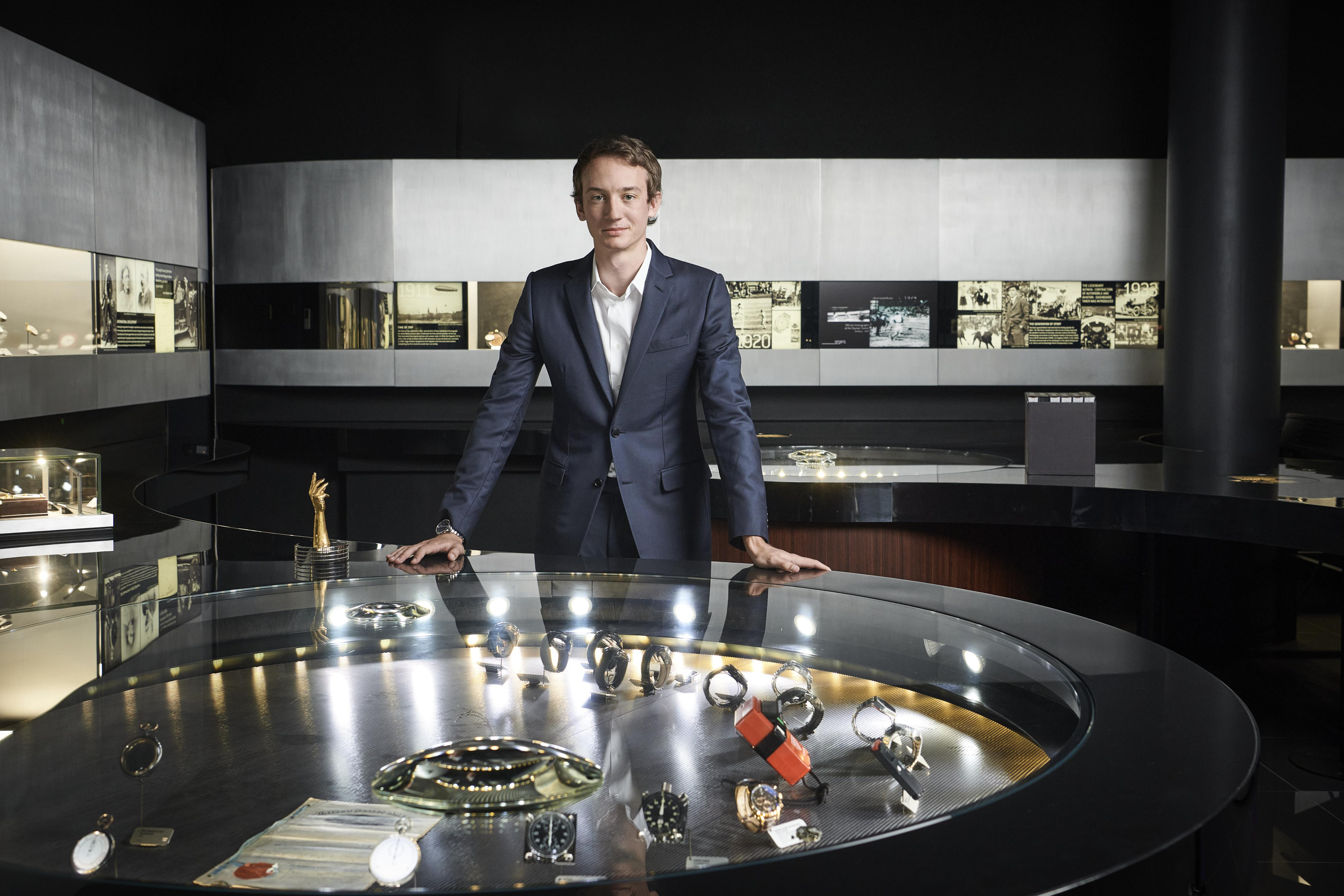 Tag Heuer CEO Frédéric Arnault says investing in the ecommerce experience has softened the blows of the 2020 pandemic.