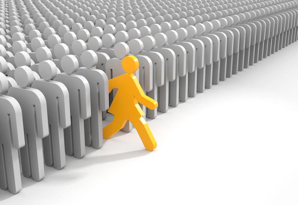 Having a visibility strategy to stand out in the workplace can promote career advancement