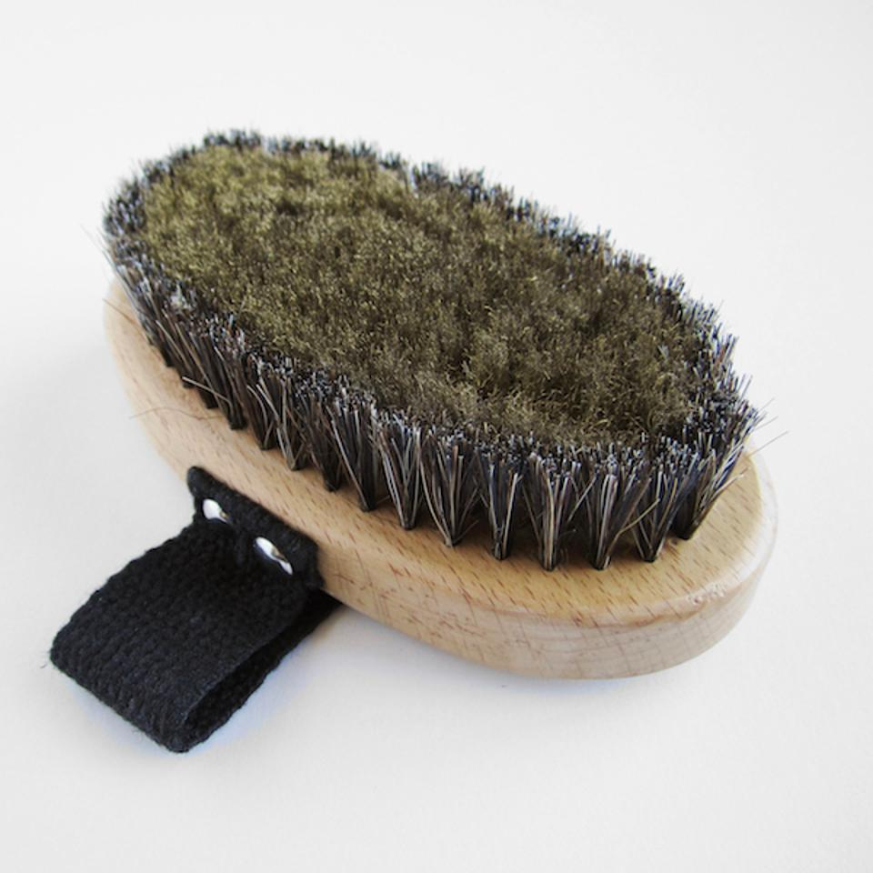 luxury massage brush