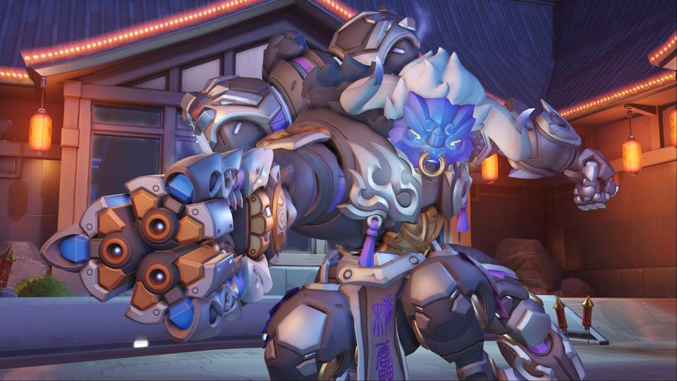 Leaked Christmas Skins Overwatch 2021 Overwatch Lunar New Year 2021 Here Are All Eight New Skins