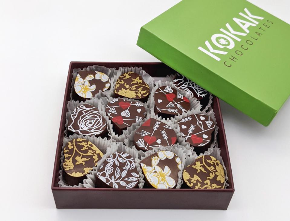 Valentine Chocolate Bouquet