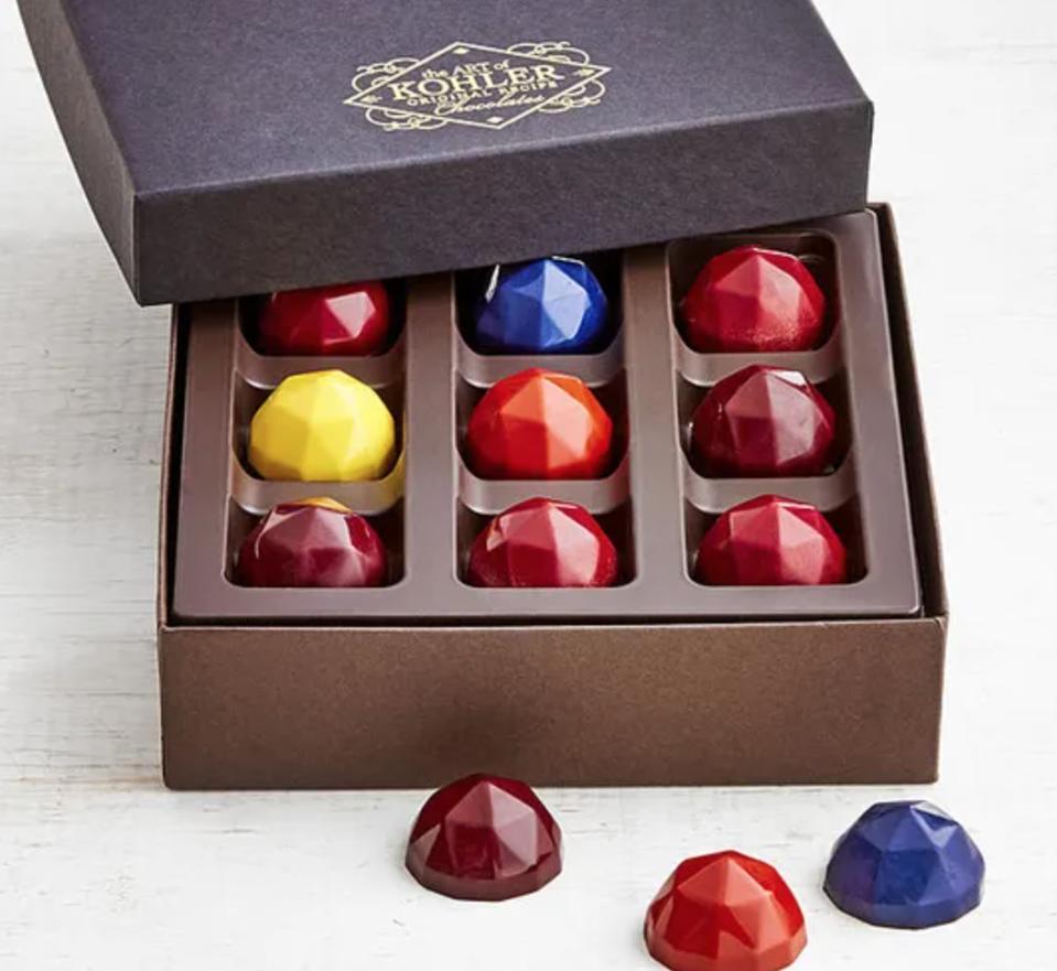 Rare Facets Chocolates