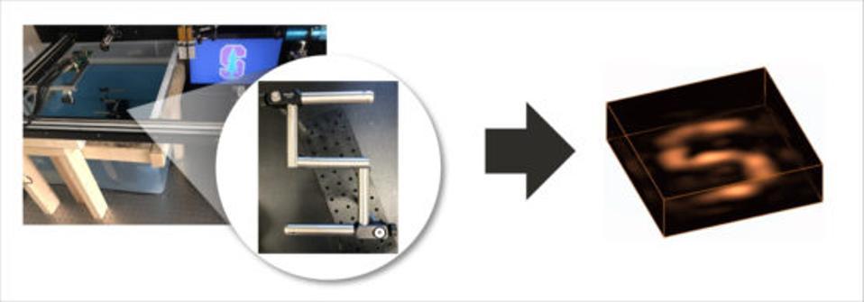 Sonar imaging experiment