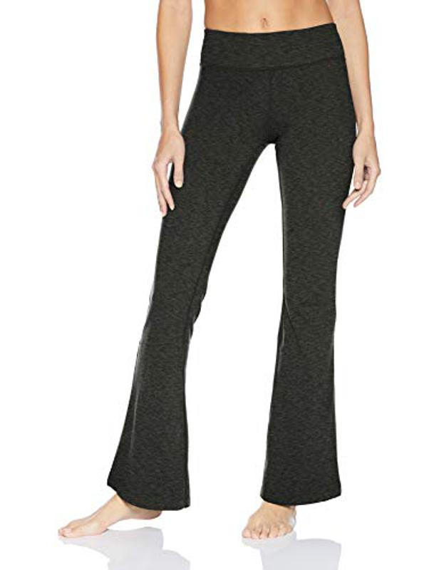 Core 10 Spectrum Mid Rise Wide Flare Yoga Bootcut Pant