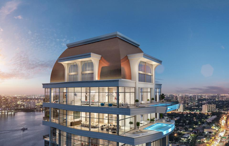 Jules Trump, Acqualina, hotel, resort, Sunny isles, Florida, luxury real estate