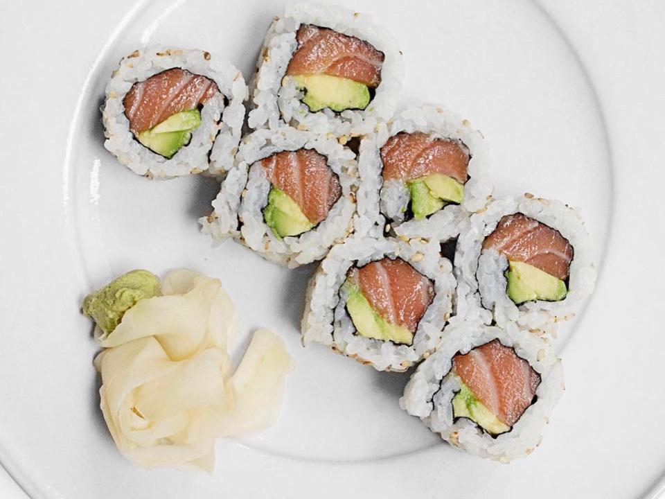 Maki Maki's HomeChef kit allows Valentine's Day dates to roll sushi at home