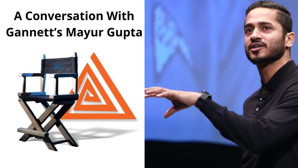 Gannett's Mayur Gupta On 2021: Purposeful Profitability + Customer Obsession