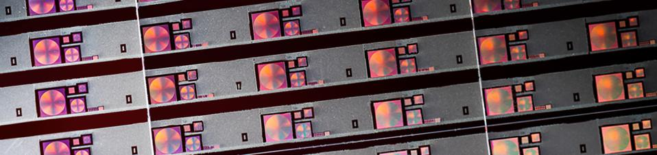 Camera lenses on a chip, by Metalenz