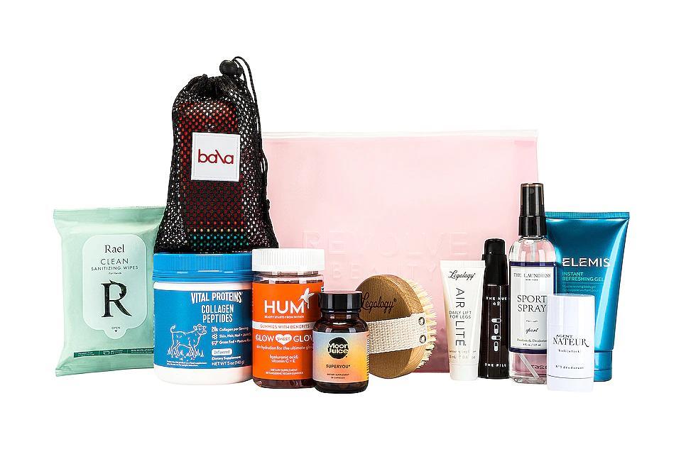 REVOLVE Beauty's New Year New Me Beauty Box