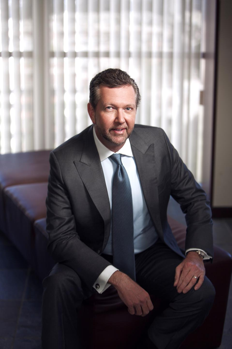 Philippe Hartl, Managing Director and Private Wealth Advisor at Merrill Private Wealth Management