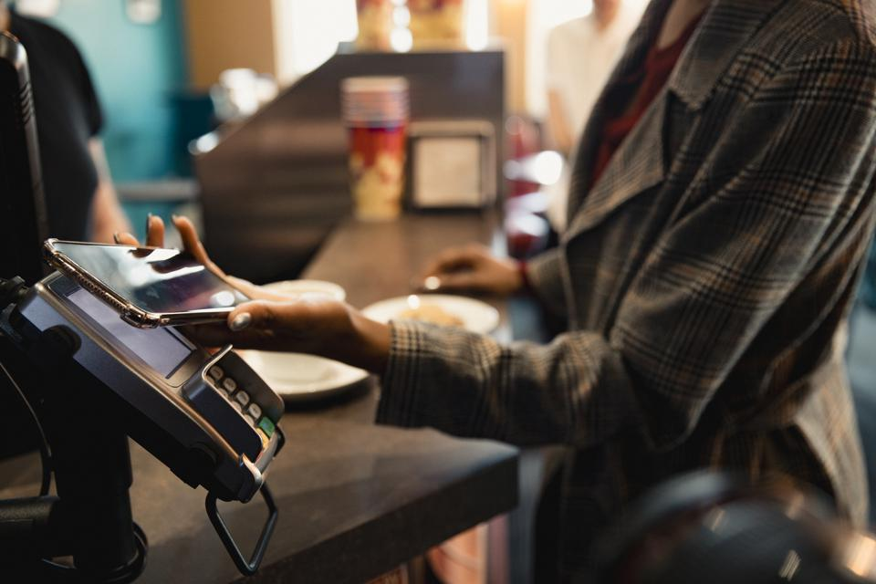 Using Contactless to Pay