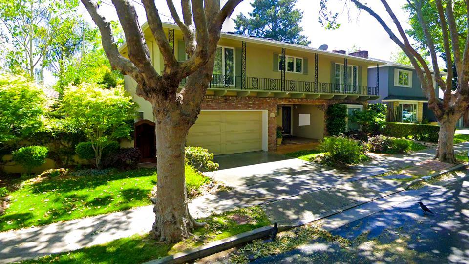 Tom Brady childhood home San Mateo