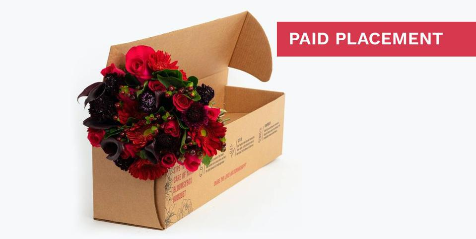Bloomsy Box flower subscription