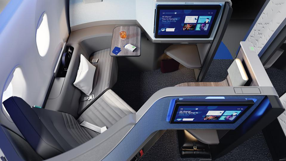 JetBlue Mint Studio