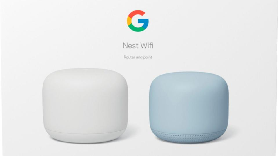 Nest Wi-Fi Mesh Router 2-Pack