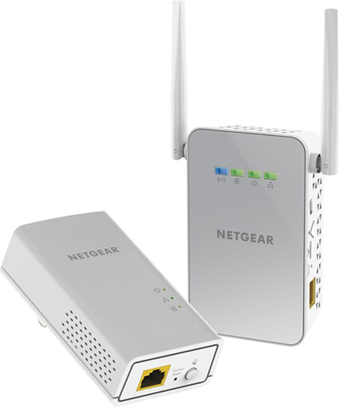 Netgear Powerline AC1000 Wi-Fi Access Point and Adapter