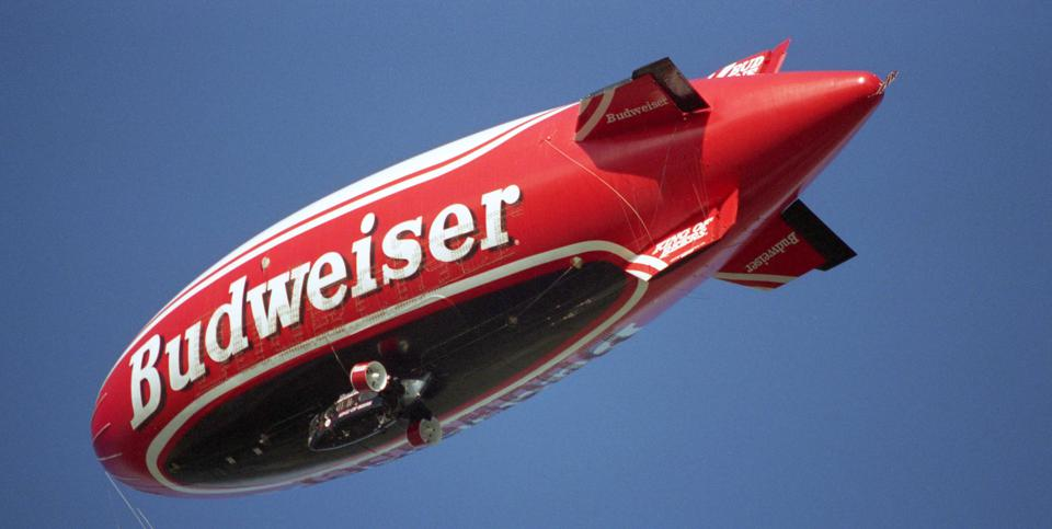 Budweiser won't be advertising in this year's Super Bowl.