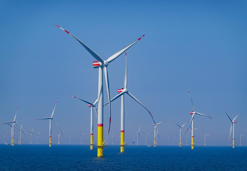 Building gigawatts of offshore wind will mean ″massive industrialization of the oceans.″