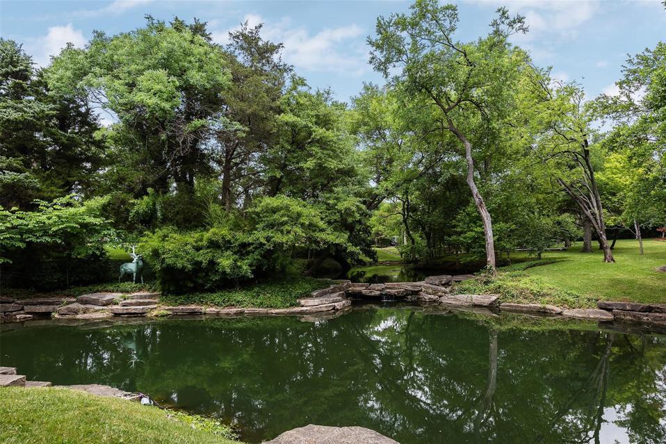 natural beauty at 4444 Valley Ridge