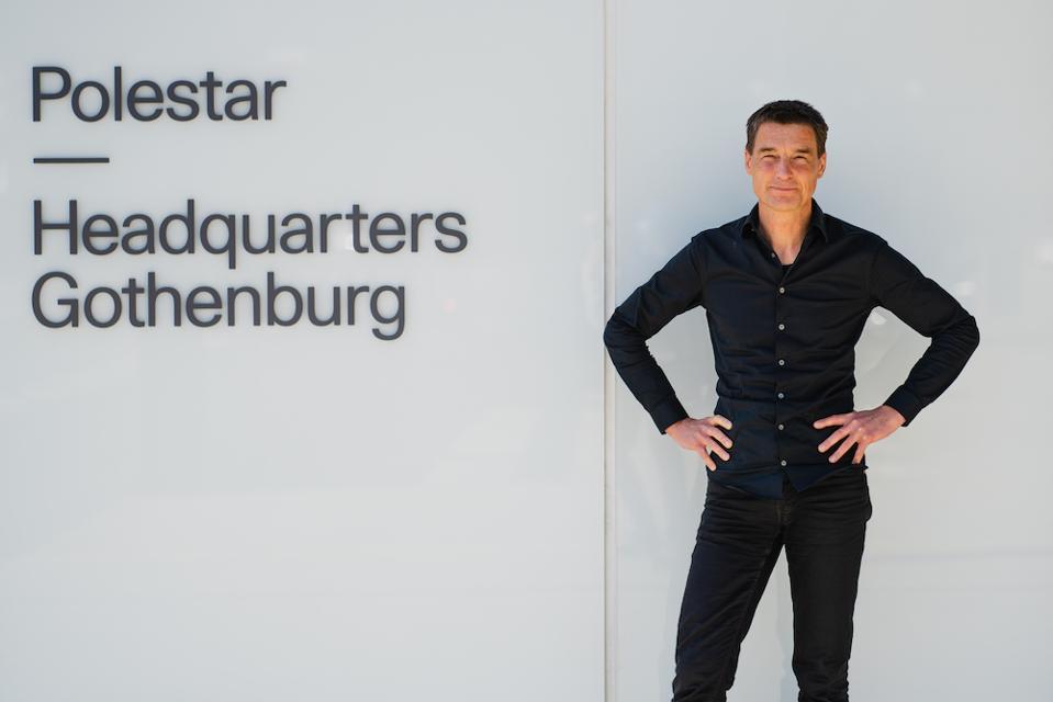 Polestar CEO Thomas Ingenlath