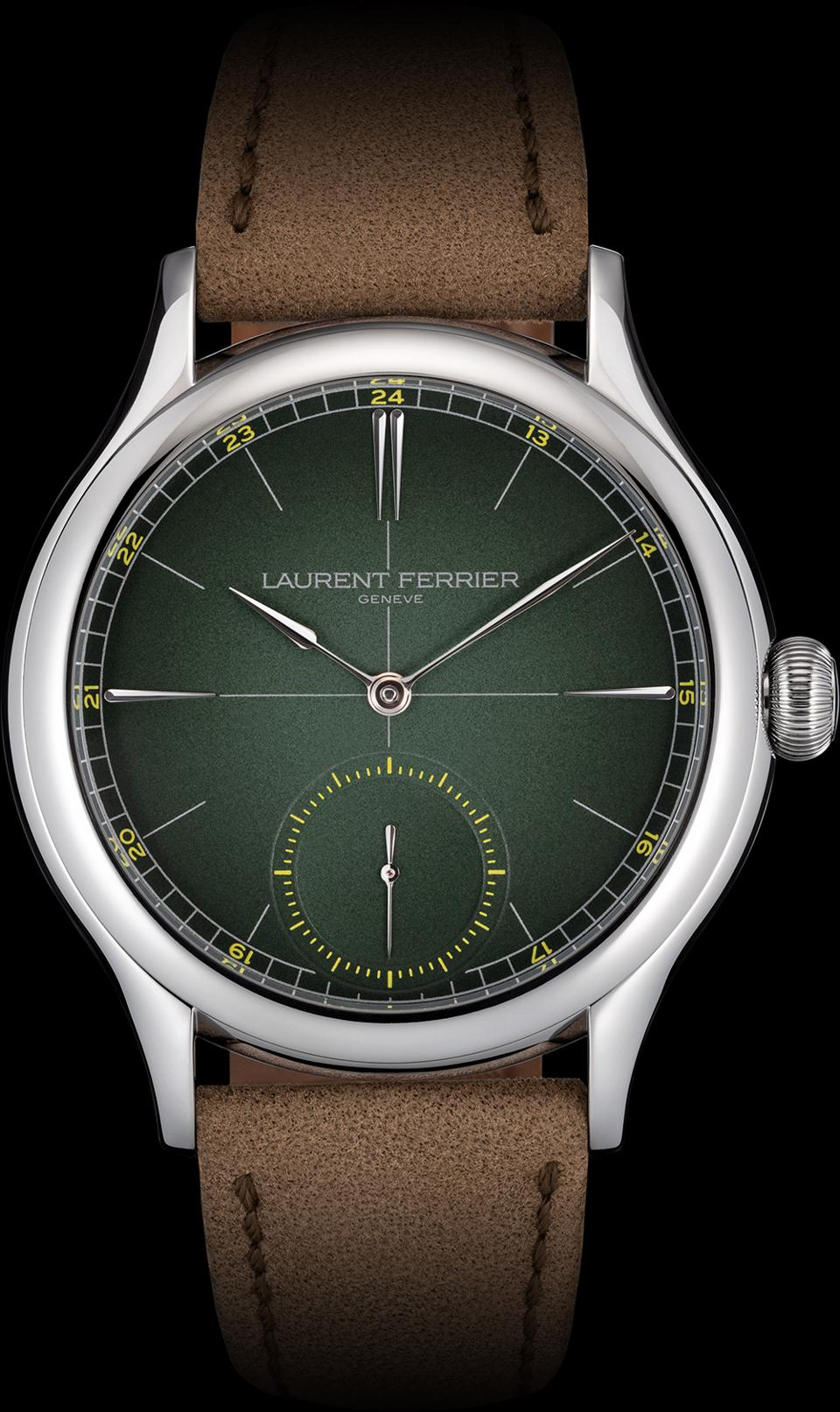 Laurent Ferrier Classic Origin Green.