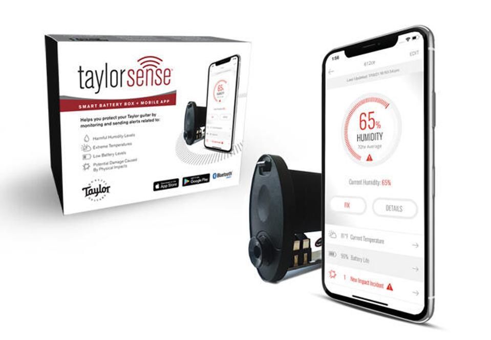 TaylorSense monitoring