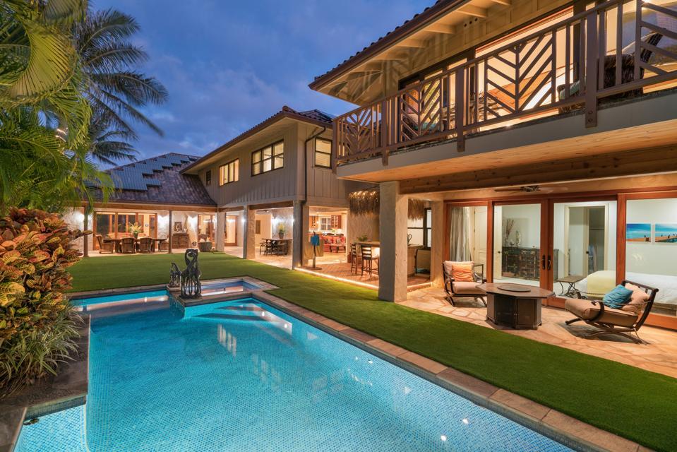 luxury home in portlock honolulu oahu hawaii